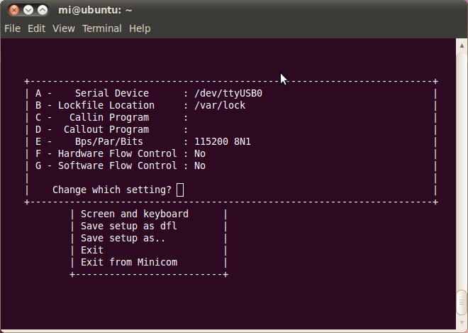 Serial Debug Console - UDOO Neo Docs